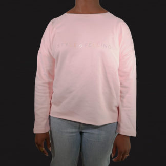 Sweat Loose Rose Style and Feeling